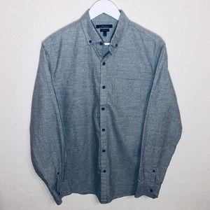 Marc Anthony Slim-Fit Button Up Shirt